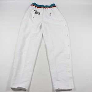 Vintage Nike Detroit Pistons Team Issued Pants 2XL